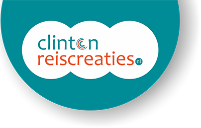 Clinton Reiscreaties Logo